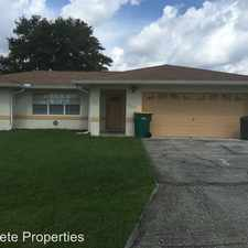 Rental info for 301 Chiquita Ct