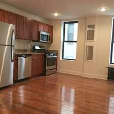 Rental info for 580 West 161st Street in the Washington Heights area