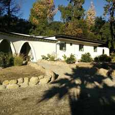 Rental info for 1175 Rancho Dr