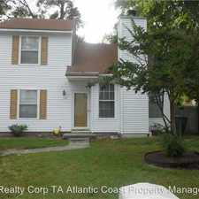 Rental info for 197 Gate House Rd in the 23603 area