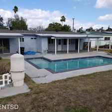 Rental info for 152 E Olympia St in the San Diego area