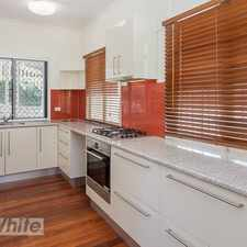 Rental info for Spacious Two Bedroom House