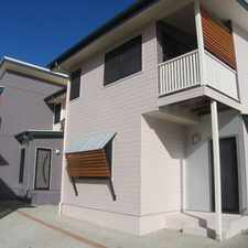 Rental info for MODERN THREE BEDROOM TOWNHOUSE! in the Brisbane area