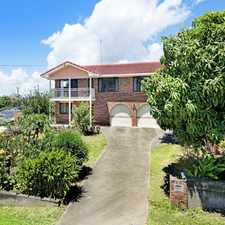 Rental info for Two level family home in great location