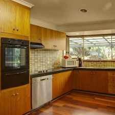 Rental info for Privacy Plus Lovely Location! in the Albury area