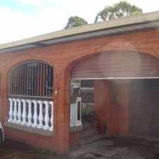 Rental info for Neat & Tidy Home in the Wetherill Park area