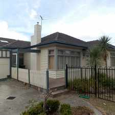 Rental info for 3 bedroom house perfect location in the Mount Waverley Secondary School Zone