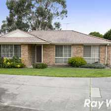 Rental info for *UNDER APPLICATION*Cute and Affordable! in the Melbourne area