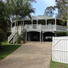 Rental info for BEAUTIFUL FAMILY QUEENSLANDER HOME!!!! in the Gold Coast area