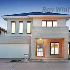 Rental info for Water Front Resort Living in the Altona Meadows area