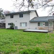 Rental info for Affordable five bedroom Citrus Heights home with a large back yard.