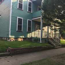 Rental info for 4403 Clinton - Unit 3 (Up) in the Ohio City area