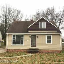 Rental info for 13040 Hathaway Rd
