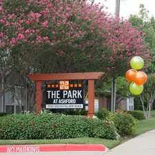 Rental info for The Park at Ashford in the Arlington area