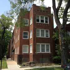 Rental info for 3104 W. Ainslie #1 in the Albany Park area