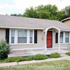 Rental info for 2820 Frazier Ave in the Fort Worth area