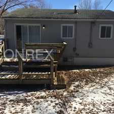 Rental info for Beautiful remodeled home that is move in ready!