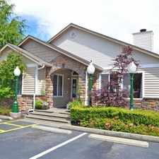 Rental info for Waterstone at Silver Lake in the Eastmont area