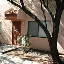 Rental info for 2 bedroom, 2 bath central Tucson in the Cabrini area