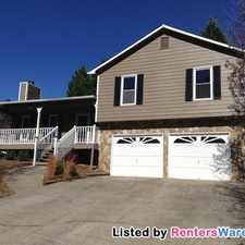 Rental info for 213 Campbell Dr