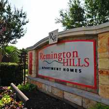 Rental info for Remington Hills