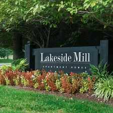 Rental info for Lakeside Mill Apartment