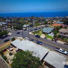 Rental info for $6000 4 bedroom House in Western San Diego Ocean Beach in the Sunset Cliffs area