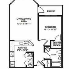 Rental info for $5220 1 bedroom Apartment in Westwood