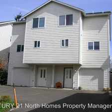 Rental info for 10120 4th Ave NW in the Seattle area
