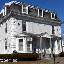 Rental info for 120 Myrtle St 07 in the 03101 area