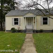 Rental info for 4526 Gaywood Dr in the Fort Wayne area