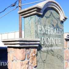 Rental info for The Emerald Pointe Apartments