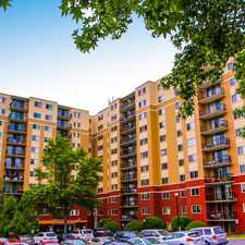 Rental info for Hampshire Tower Apartments in the Washington D.C. area