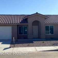 Rental info for 7723 E. 41st St. in the Fortuna Foothills area