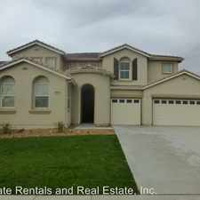 Rental info for 26552 Pegasus Way