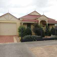 Rental info for Lovely Cottage Style Family Home in the Melbourne area