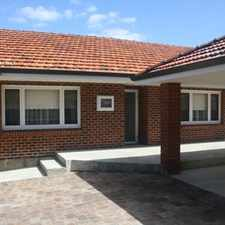 Rental info for Renovated Home in Central Location! in the Perth area