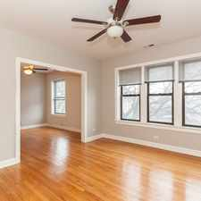 Rental info for N Kedzie Ave & W Wellington Ave in the Logan Square area