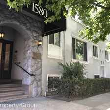 Rental info for 1580 Madison Street in the Oakland area