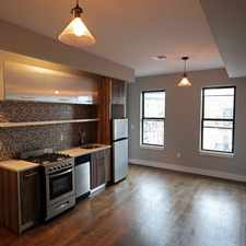 Rental info for 1282 Madison Street #2B in the New York area