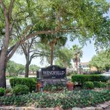 Rental info for Windfield Townhomes