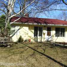 Rental info for 1204 W Springfield Ave