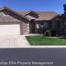 Rental info for 145 N. Mall Dr. #56 in the St. George area