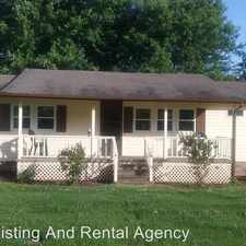 Rental info for 710 Old Gray Station Road