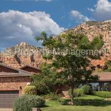 Rental info for HOUSE-WEST SEDONA-REDROCK VIEWS