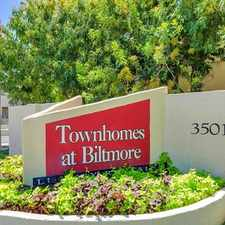 Rental info for Townhomes at Biltmore