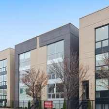 Rental info for 2516 West Addison Street #3W in the North Center area