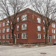 Rental info for West Schubert Avenue in the Avondale area