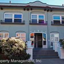 Rental info for 3927 1/2 4th Ave. in the Hillcrest area