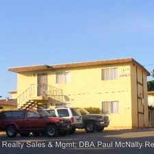 Rental info for 3732-E Sunset Lane in the San Diego area